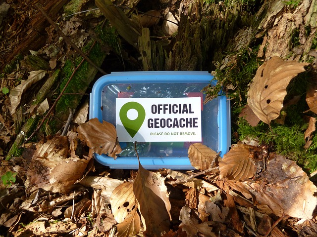 Co je to geocaching?