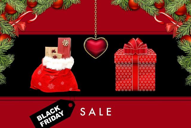 vánoční prodej