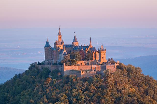 krásný hrad