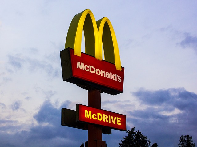 Logo McDonald 's