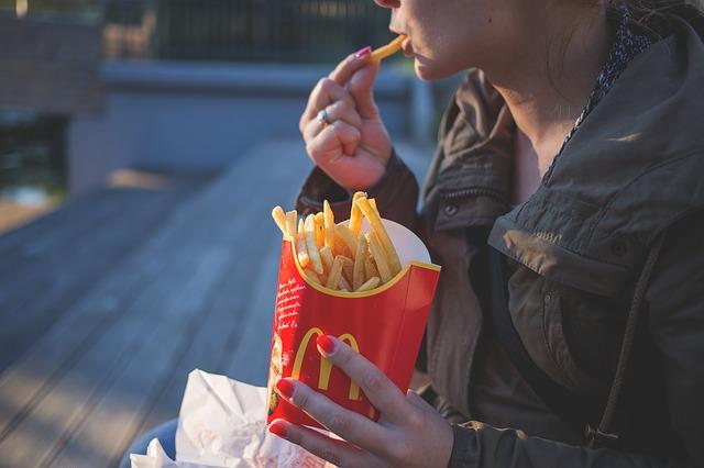 McDonald 's hranolky