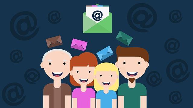 Emailová komunikace