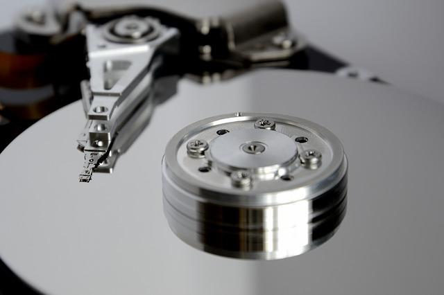 Disk k ukládání údajů