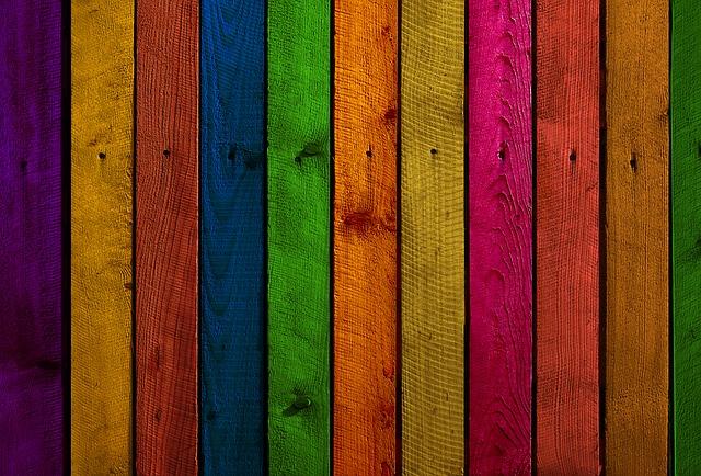 barevné desky