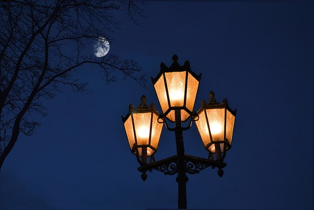 venkovní osvětlení