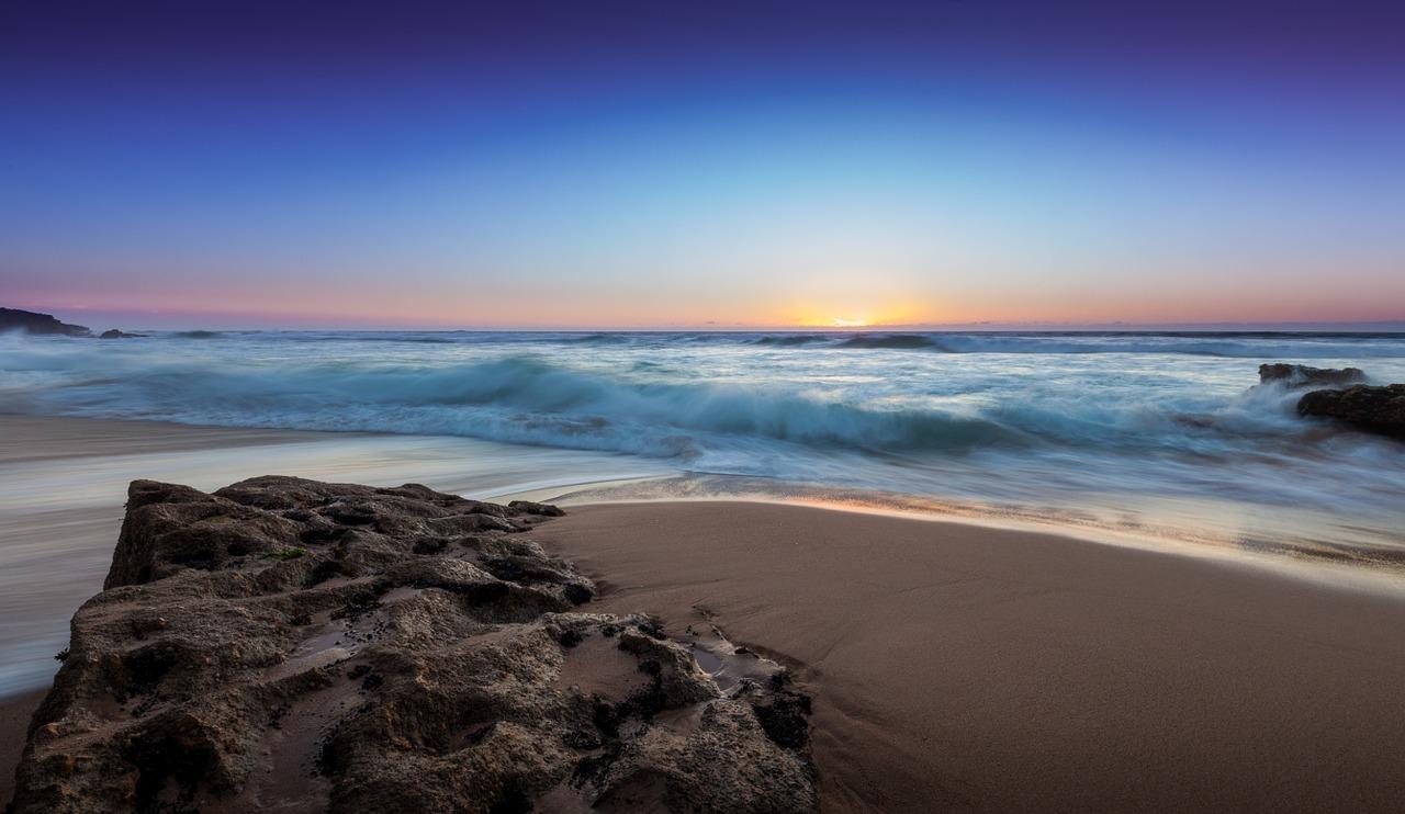 Krása Slunečného pobřeží