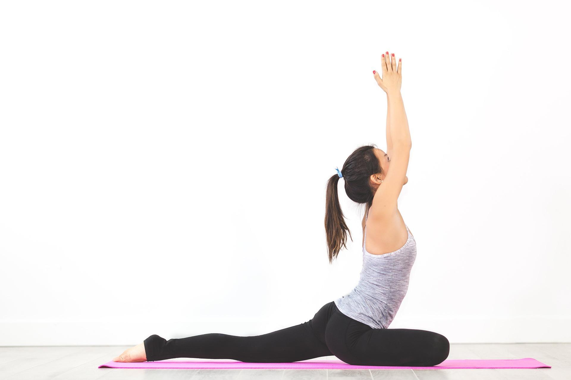 podložka na cvičení
